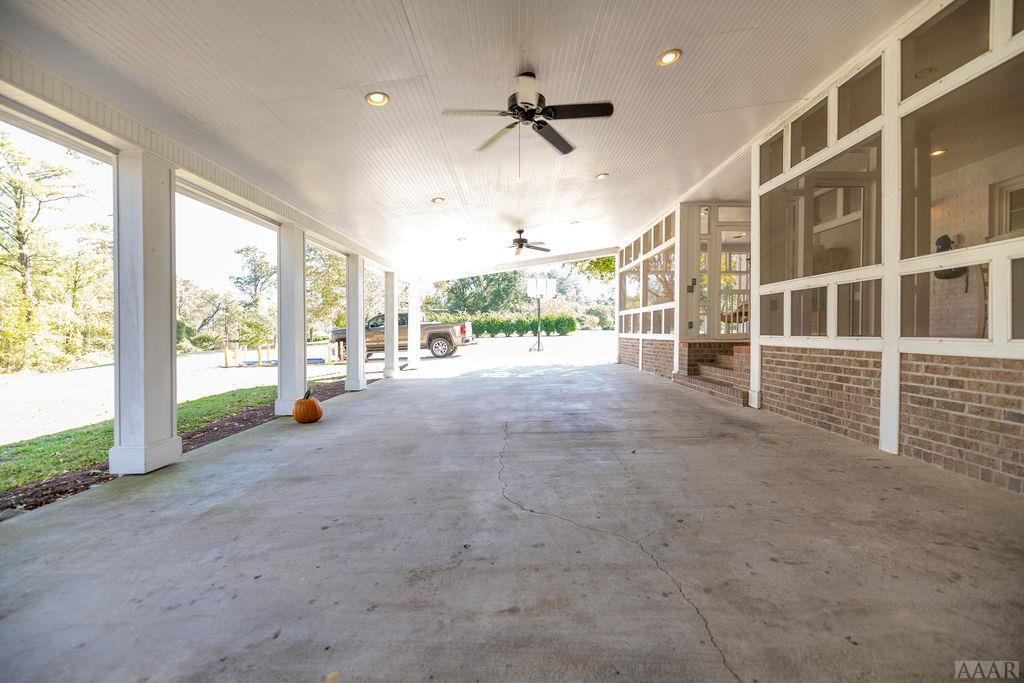 Additional Carport View