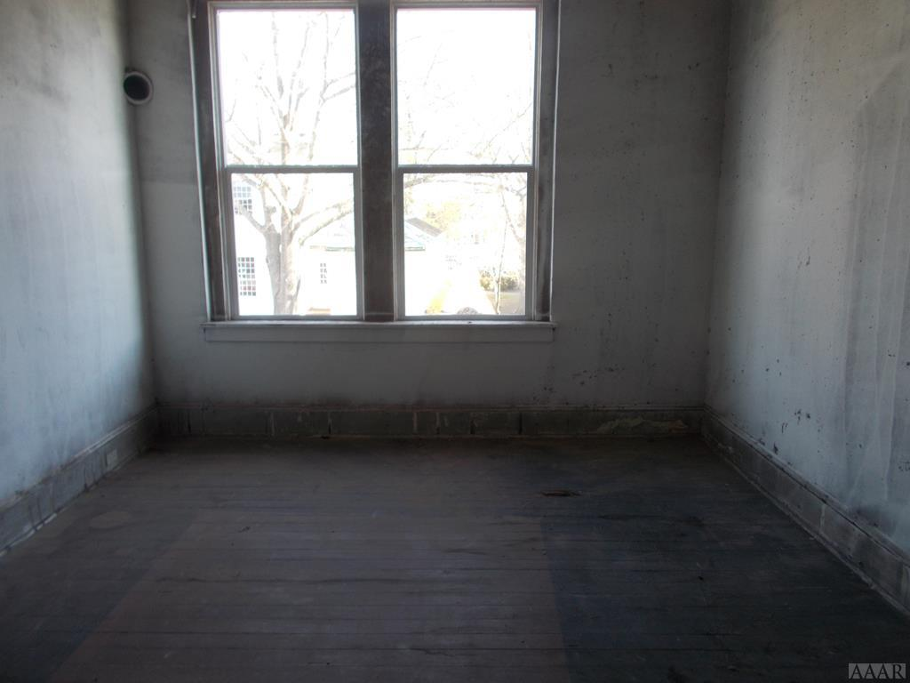 Renovations needed upstairs