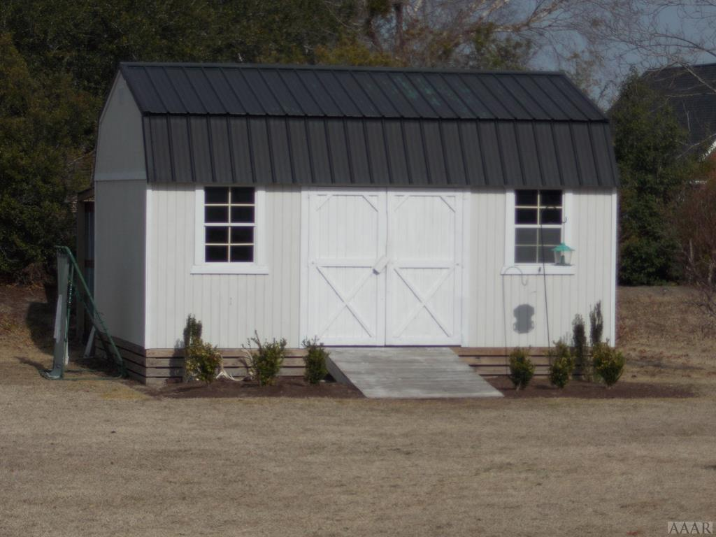 New Outbuilding/Storage