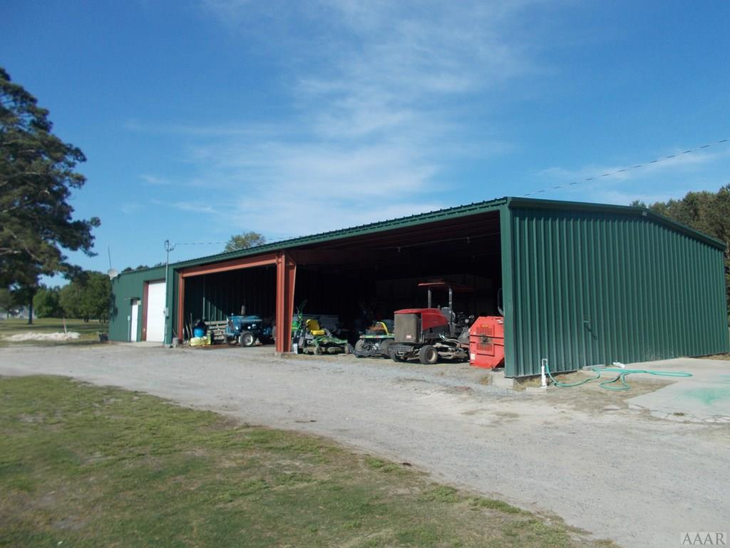 Equipment Barn